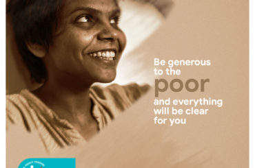 Be generous to the poor and everything will be clear for you