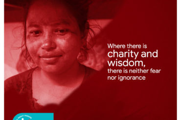 Where there is charity and wisdom, there is neither fear nor ignorance.